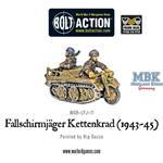 Bolt Action: Fallschirmjäger Kettenkrad (1943-45)