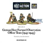 Bolt Action: German Heer FOO team