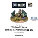 Bolt Action: Waffen-SS 81mm Mortar (1943-1945)