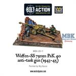 Bolt Action: Waffen-SS 75mm Pak 40 (1943-1945)