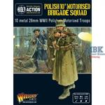 Bolt Action: Polish 10th Motorised Brigade Squad