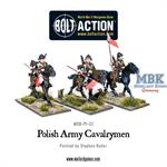 Bolt Action: Polish Army cavalrymen