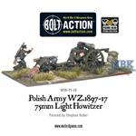 Bolt Action: Polish Army 75mm light artillery