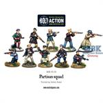 Bolt Action: Partisan Squad