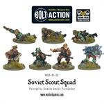 Bolt Action: Soviet Army Scouts (218)