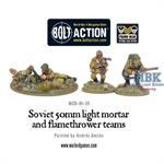 Bolt Action: Soviet 50mm light mortar