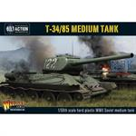 Bolt Action: T-34/85 medium tank
