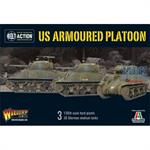 Bolt Action: US armoured platoon