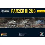 Bolt Action: Panzer III Zug