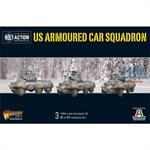 Bolt Action: M8/M20 Greyhound Scout Car Squadron
