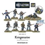 Bolt Action: Kriegsmarine Squad