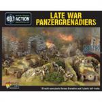 Bolt Action: Late War Panzergrenadiere