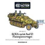 Bolt Action: Sd.Kfz 251/16 Ausf D Flammpanzerwagen
