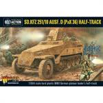 Bolt Action: Sd.Kfz 251/10 Ausf D (37mm Pak)