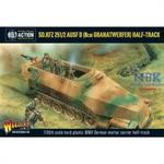 Bolt Action: Sd.Kfz 251/2 D (8cm Granatwerfer)