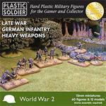 Late War German Heavy Weapons 15mm