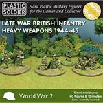 Late War British heavy weapons 1944-45 15mm