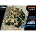 World War Toons PzKpfw V Panther