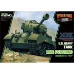 World War Toons M26 Pershing