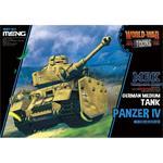 World War Toons German Medium Tank Panzer IV