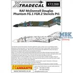 Phantom RAF stencil data Part 1