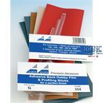 Adhesive back hobby film/  Schleifpapier + Sticks
