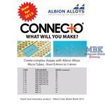 PE Connecto Crosses / Verbindungsstücke 1,4mm
