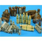 """BRITISH 7.2"""" Howitzer Ammunition"""