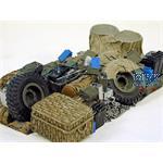 WW2 BRITISH 3-Ton Truck load (ie:- Bedford OYD)