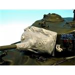 PERSHING  Full cover mantlet & fittings