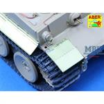 Fenders and exhaust covers for Tiger I (Africa)
