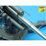 8,8 cm L56 single pierce barrel for FlaK 18/37