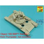 Set Barrels for BMP Object199 RAMPKA + TERMINATOR