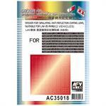 Anti reflection coating for LAV-25 family