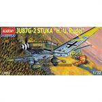 "JU-87 G-2  Stuka \""Rudel\"""