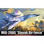 """Mig 29AS """"Slovak Air Force"""""""