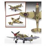 "P-40C Tomahawk IIB ""African Ace"""