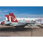 """USMC F/A-18+ """"VMFA-232 Red Devils"""""""