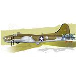 "B-17E USAAF ""Pacific Theatre"""