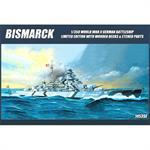 Bismarck mit Holzdeck und PE Teilen
