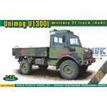 UNIMOG U1300L 4x4 military 2t truck