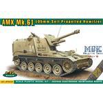 AMX MK.61 105mm self propelled howitzer