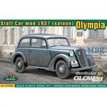 Olympia (saloon) staff car, model 1937