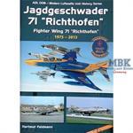 "Jagdgeschwader 71 ""Richthofen"" 1975-2013"