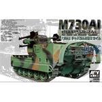 M730A1 CHAPARAL Air Defense Missle System