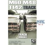 M48 & M60 Track / Ketten late Type T142