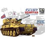 BRITISH CVR(T) FV107 SCIMITAR