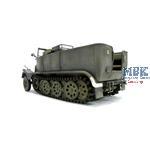 Leichter Zugkraftwagen Sd.Kfz. 11 3ton Half Truck