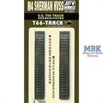 M4 Sherman HVSS T66 Tracks - Gummiketten