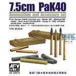 Pak40 Ammo & Cases